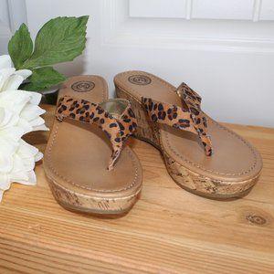SO American Heritage Sandals Wedges